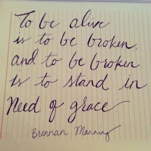 need grace