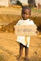 147 million orphans...