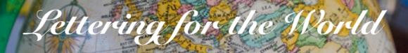 LetteringfortheWorld