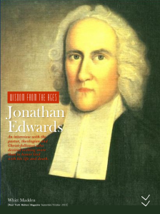 Q&A with Jonathan Edwards