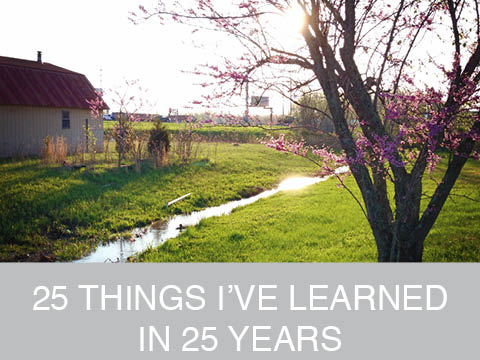 25thingsIvelearned