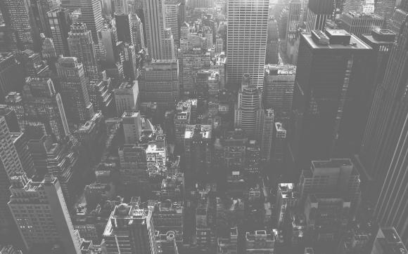 cityscape11bw