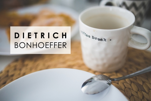coffeebreak Bonhoeffer