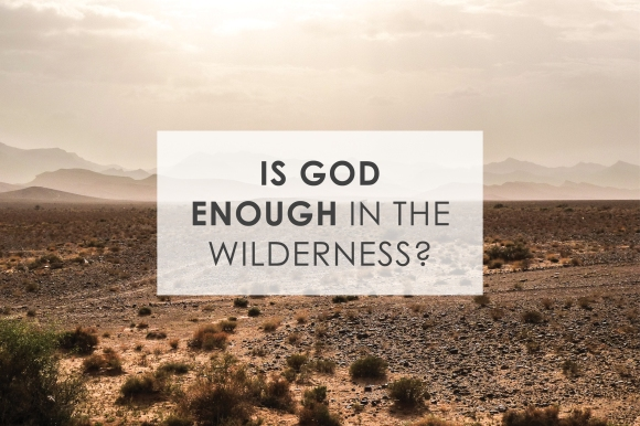 Is God Enough in the Wilderness?.jpg