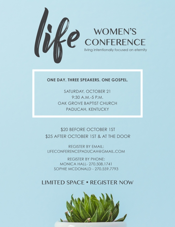 LIFE Conference 2017 Poster 1